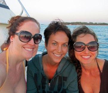 allison, me and amanda