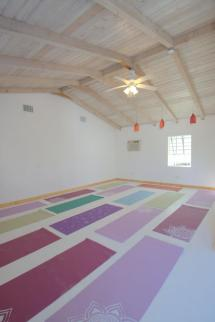 arc yoga room
