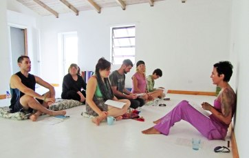 reiki teaching