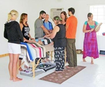 group healing