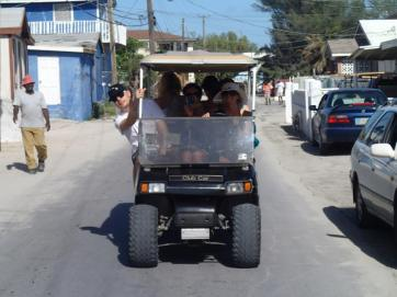 golf carts in bimini