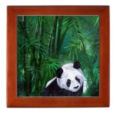 panda keepsake_box