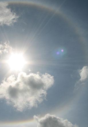rainbow-circle
