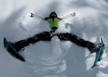 lynne snow angel