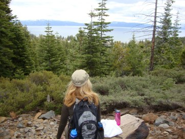 lynne at lake tahoe