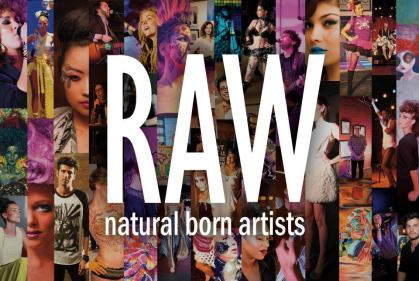 RAW natural born artists