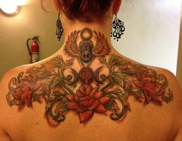 allison tattoo