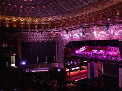 raw at the belasco
