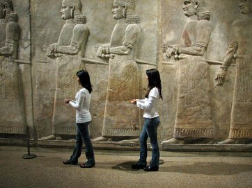 laura-and-me-mirroring-the-ancient sumerians