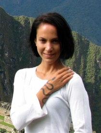 Me in Peru