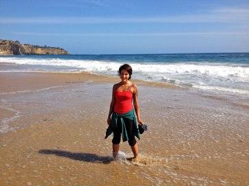 me-on-beach