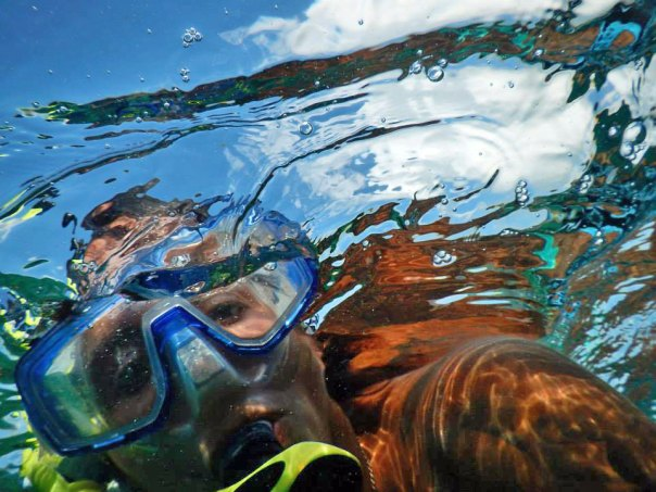 snorkelin