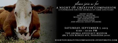 A Night of Creative Compassion