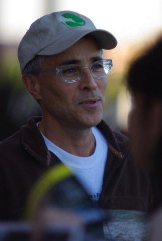 David Simon doing Outreach