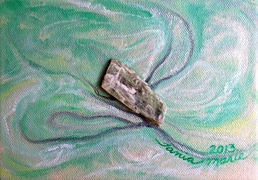 Green-Kyanite