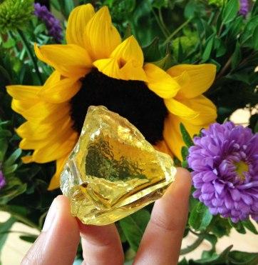 yellow andara
