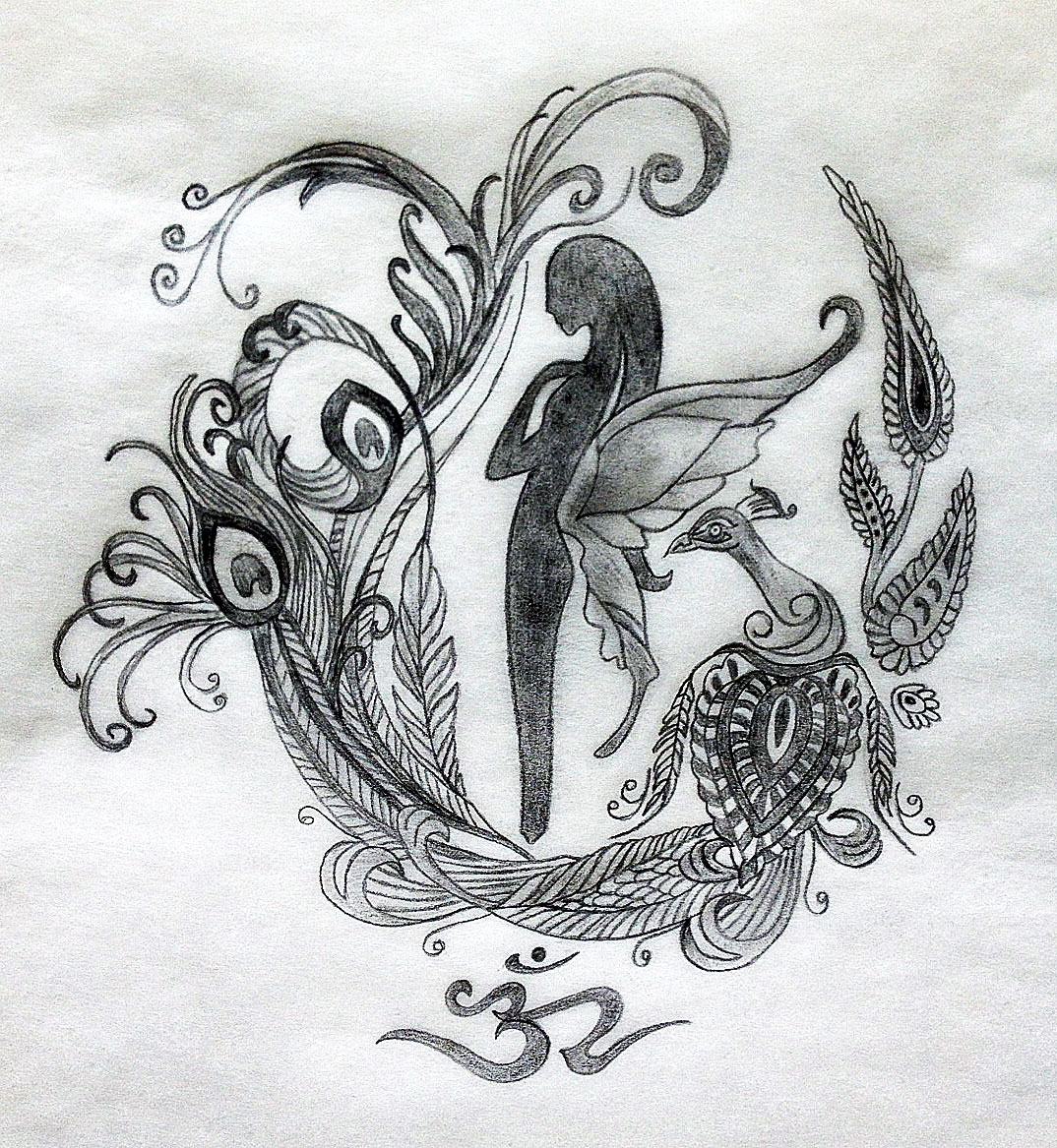 Paisley symbolism tania maries blog sacred tattoo design biocorpaavc Gallery