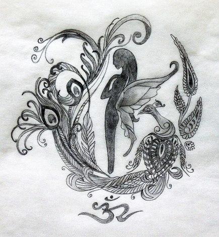 Sacred Tattoo Design