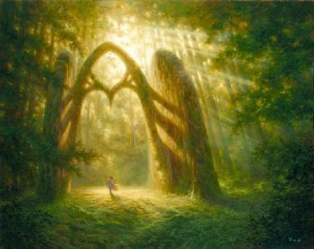 gaiadon heart portal of peace