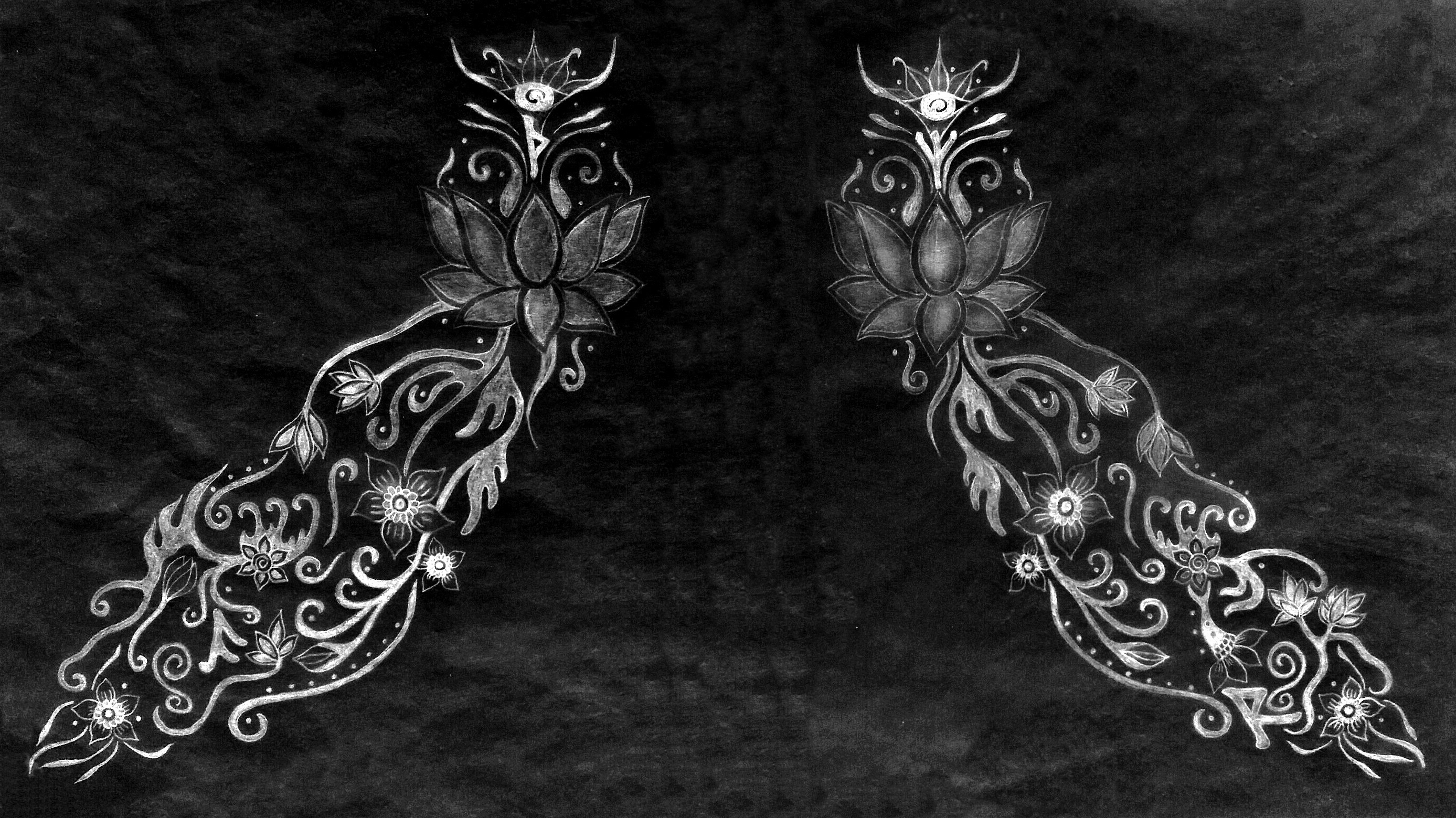 Sacred Tattoo Designs (2)