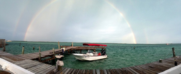 double arc rainbow bimini