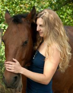 Hillary horse healing