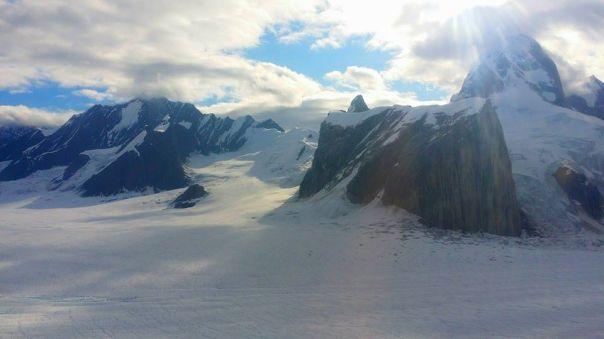 denali rainbow glacier