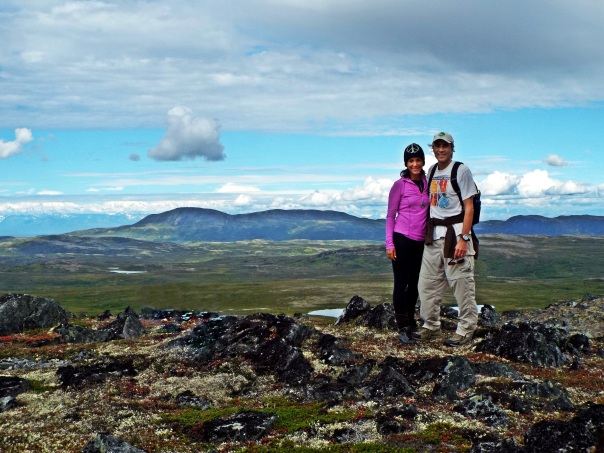 talkeetna mountains hike