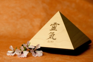 reiki pyramid