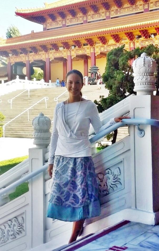tania hsi lai buddhist temple