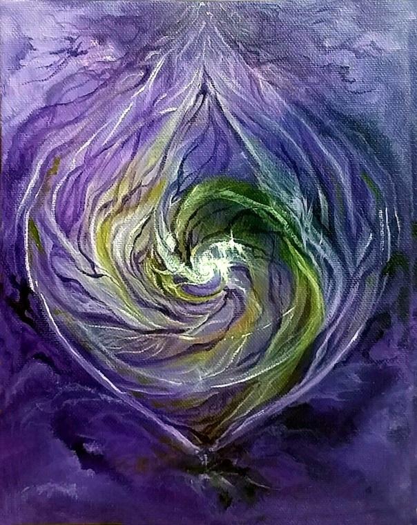 Crystal Illumination - Violet Flame (2)