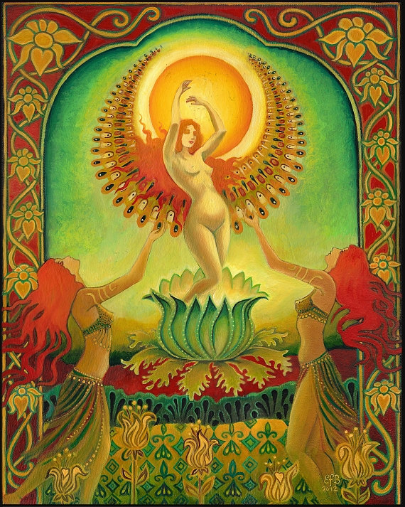 "Emily Balivet, ""Mother Isis"""