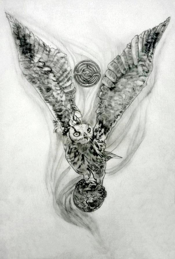 Jerry Sacred Tattoo Design