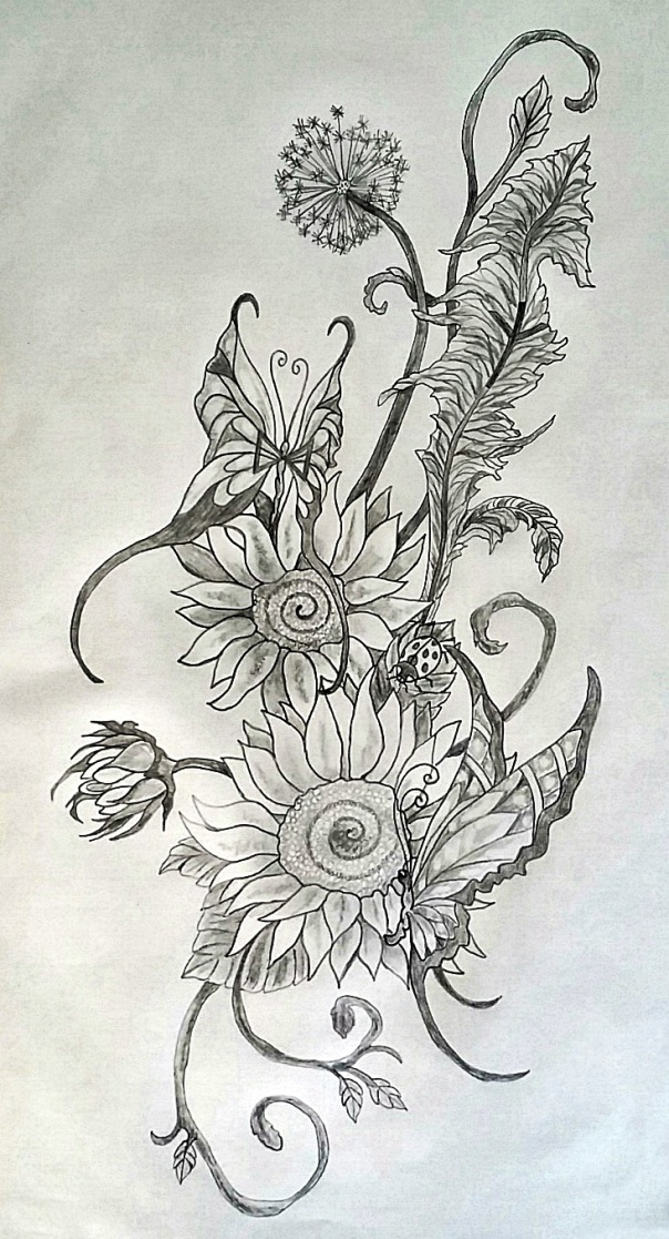 Tanya Sacred Tattoo Design