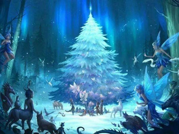 magickal christmas