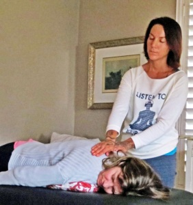 tania channeling reiki