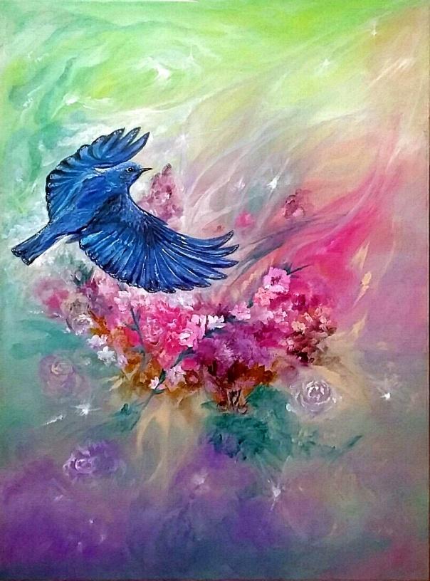 Song of Life - Mountain Bluebird