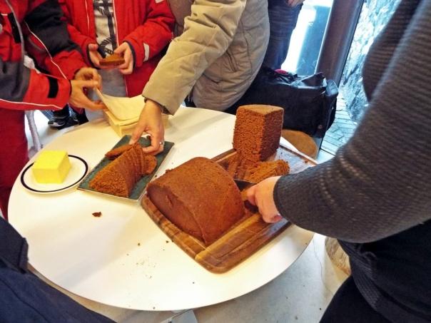 lava bread