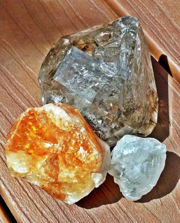 herkimer jade quartz