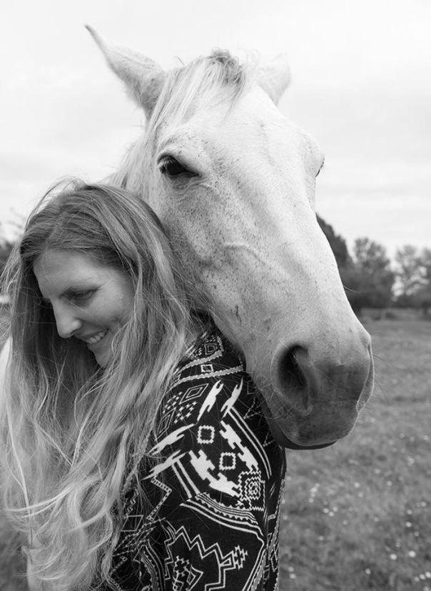 hillary and horses