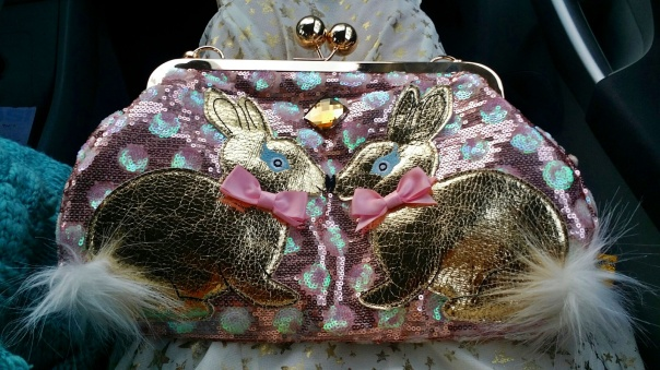 magick bunny purse