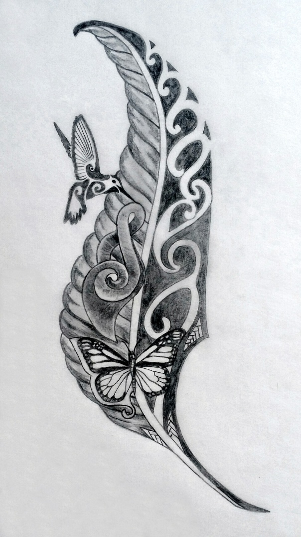 Lynne Sacred Tattoo Design