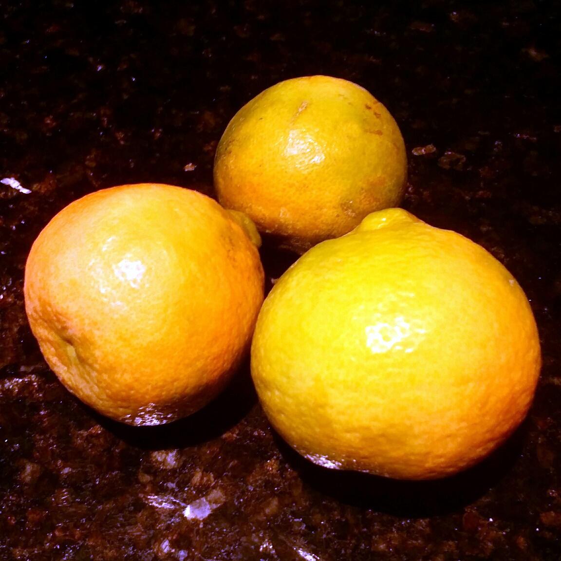 magick oranges