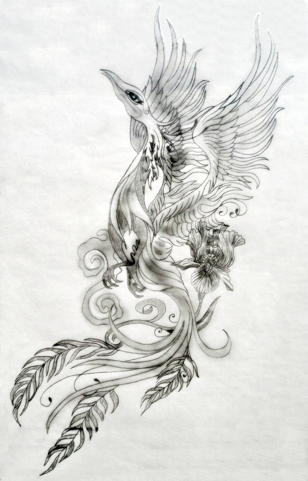 Rhonda Sacred Tattoo Design