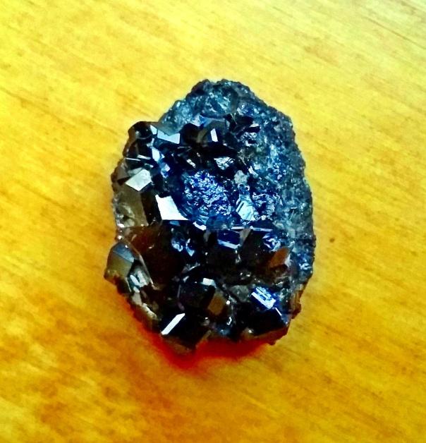 black garnet russia