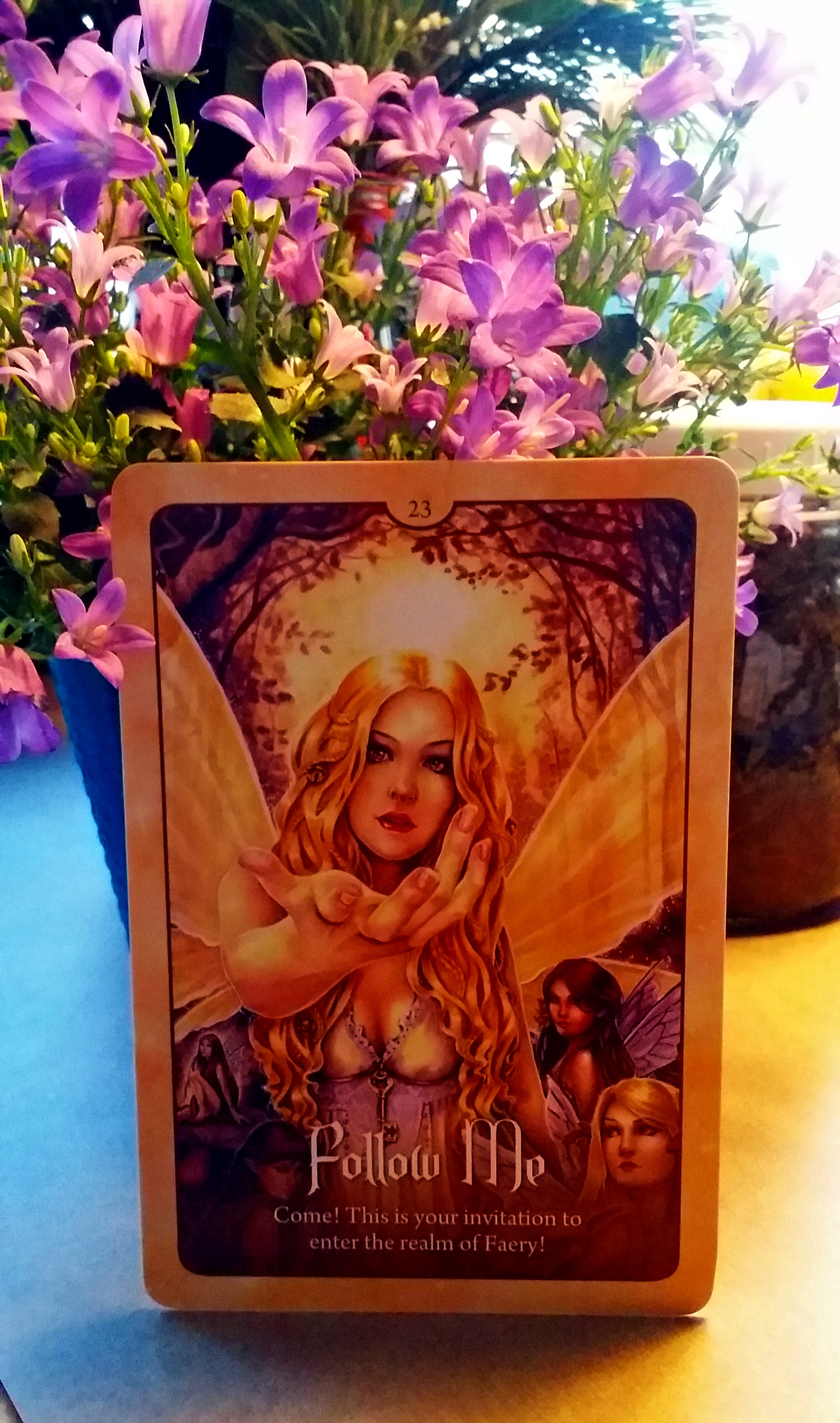 faery oracle