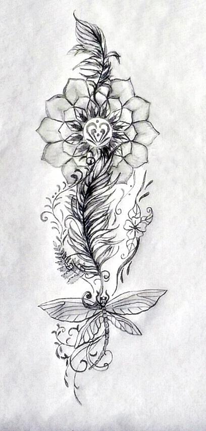 Nikki Sacred Tattoo Design