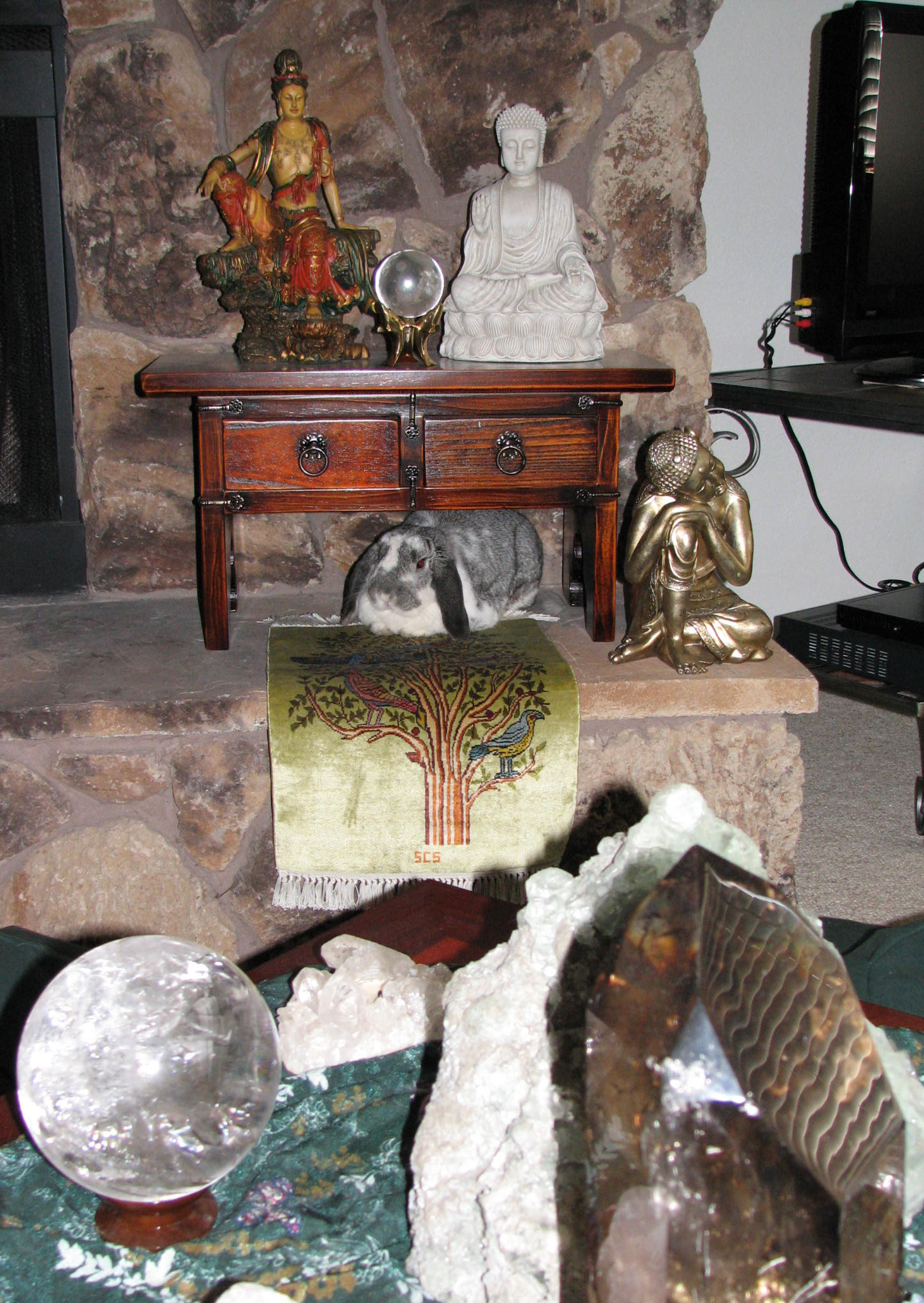 joy-under-altar
