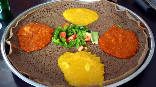 ethiopian food in the kensington area