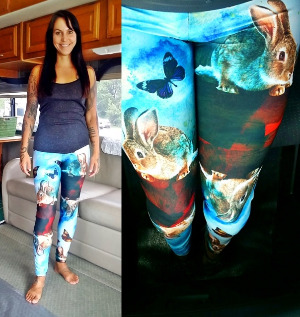 magick rabbit pants